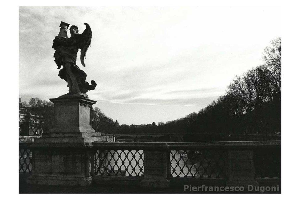 Angelo su ponte degli Angeli