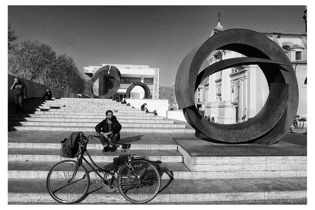 Bicicletta-sul-marmo